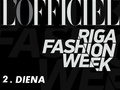 L'OFFICIEL LATVIJA: Riga Fashion Week SS2016 2.diena
